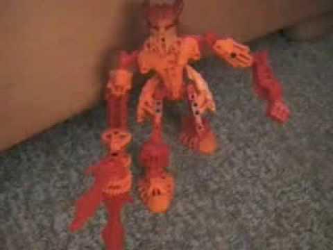 Bionicle Review 1 Toa Akreum The Toa Of Plasma Youtube