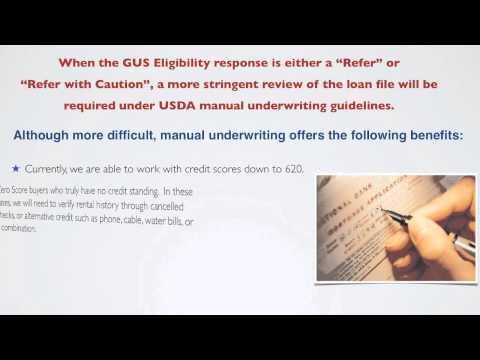 USDA Loan Tips