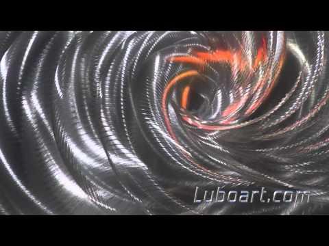"""Metal art wall decor """"Ocean Dance"""" by: Lubo Naydenov"""