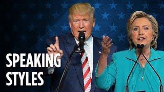 Trump vs. Clinton: Obama's Speechwriter Analyzes Their Style