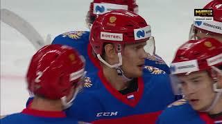 SHO 2020 Матч 2 Сочи Олимпийская сборная России 0 5 Иван Рогов