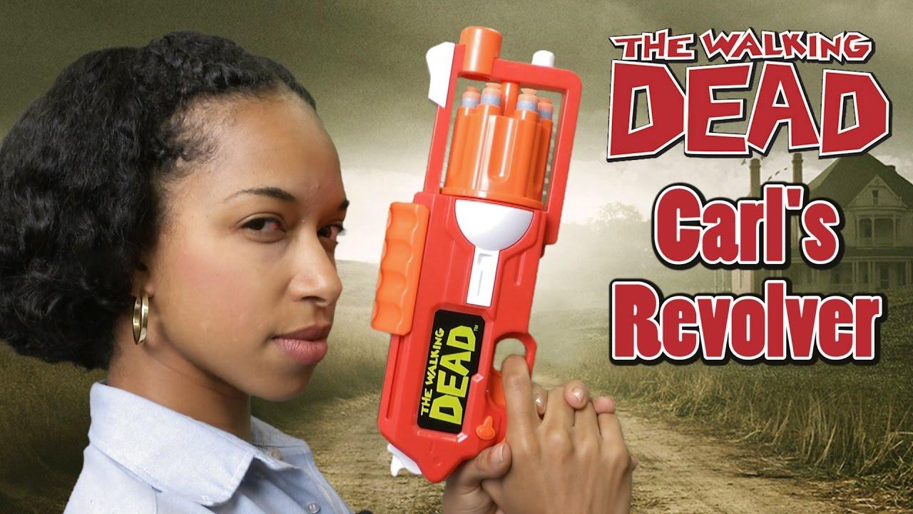 The Walking Dead Mousse Dart-Andrea /'s Rifle