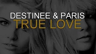 "Destinee & Paris - ""True Love"" (Instrumental/Karaoke) with Lyrics & DL!"