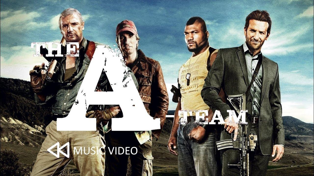 The A Team Alan Silvestri 2010 Theme Music Video 1080p Hd Youtube