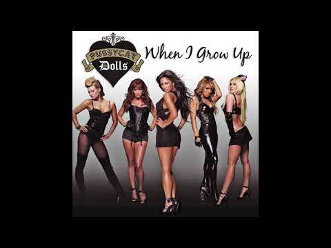 Pussycat Dolls - When I Grow Up (aTunes Extended Mix)