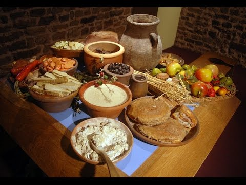 Food And Meals In Ancient Rome - Cultural Presentation