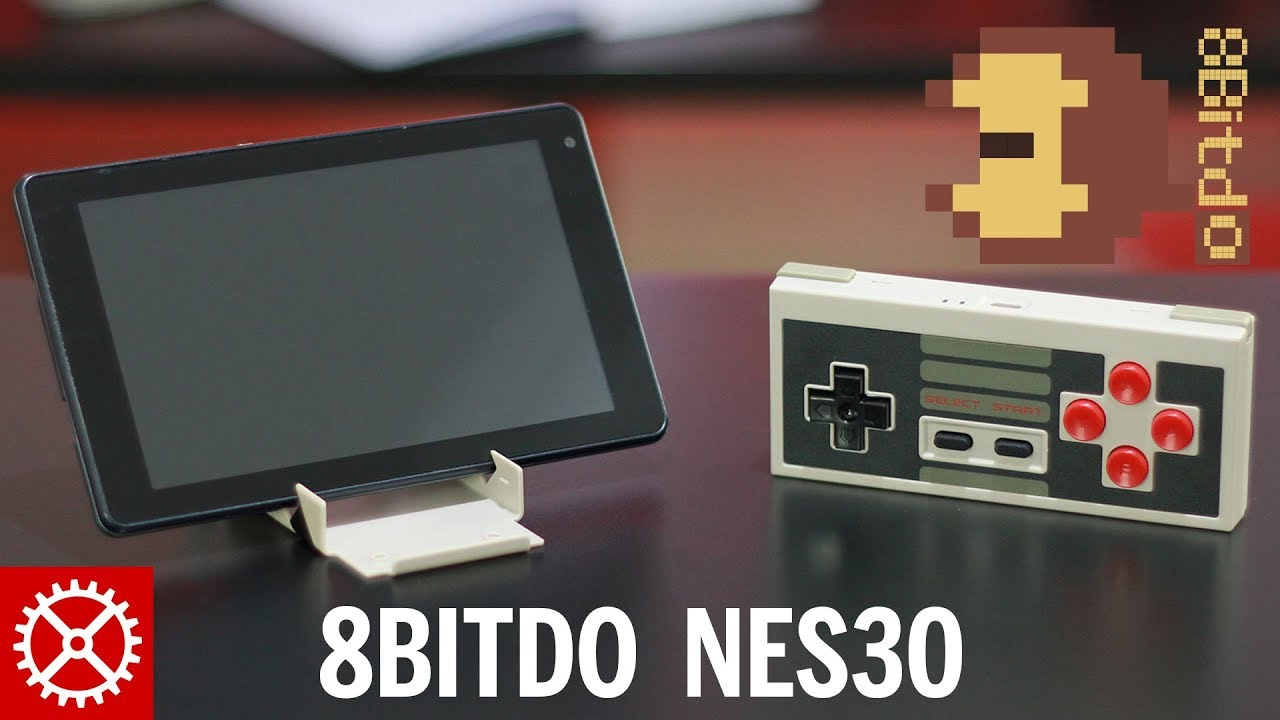 8Bitdo NES30 GamePad Drivers for Windows Mac