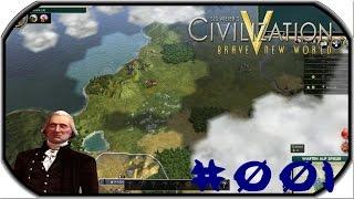 Civilization 5 ★ Der Anfang eines glorreichen Imperiums ★ Lets Battle Civilization 5 #001