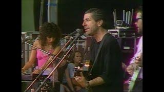 Leonard Cohen - Dance me to the end of love (live Rock Scène Fest.)