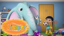 Der tollpatschige Elefant - Wissper