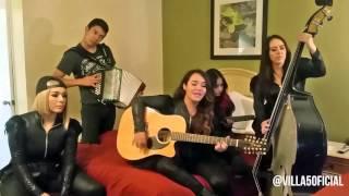Te Metiste - Ariel Camacho - Villa 5 (Con Tololoche)