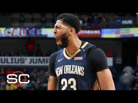 Anthony Davis' top 10 plays | NBA Highlights