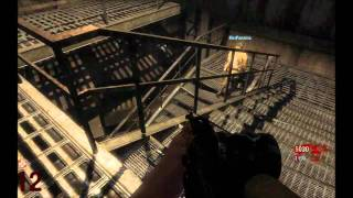 Call Of Duty Black Ops - Zombie Mode First Map PC multiplayer coop