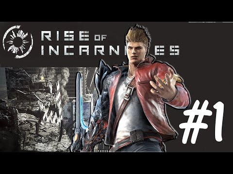 Rise of Incarnates [PC] on steam : สงครามกลายร่าง (ลองเล่น) Part 1