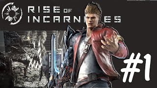 Rise of Incarnates [PC] on steam : สงครามกลายร่าง (ลองเล่น)