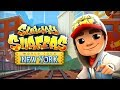 Subway Surfers World Tour New York 2018 - FULLSCREEN Trailer #Android Gameplay #Racing Games To Play