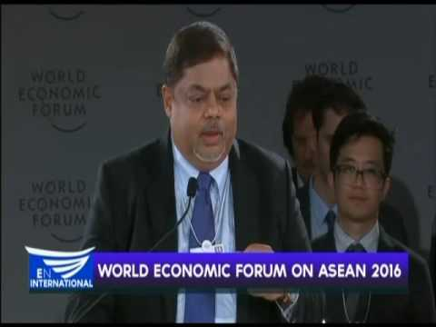World Economic Forum on ASEAN 2016