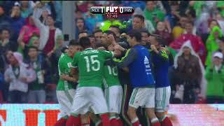México consigue su pase al Mundial de Rusia 2018