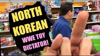 WWE ACTION INSIDER: Ganking ELITES outta WALMART STOCKROOM! Mattel Figure Toy Shopping!