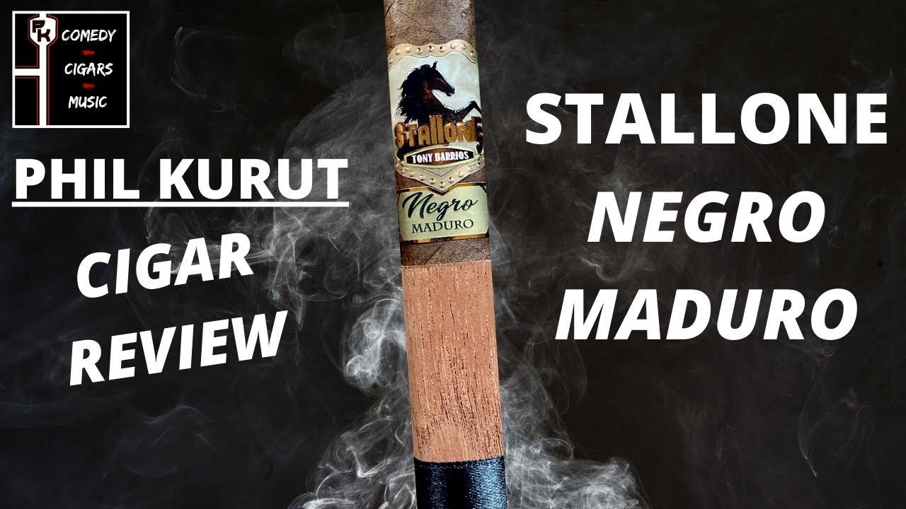 STALLONE NEGRO MADURO | CIGAR REVIEW