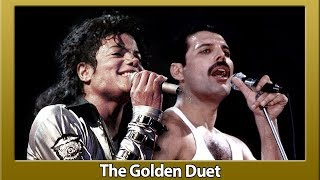 Michael Jackson & Freddie Mercury - There Must Be More to Life Than This (Video Clip)