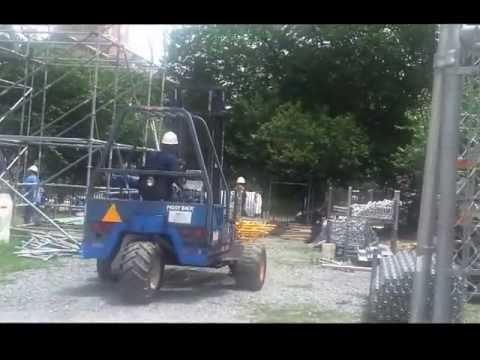 HSA UWC OBIAD 1610 Col  Rd  Project Update July 14, 2013
