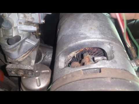 1974 VW type 181 THING / BEETLE BUG air cooled Engine Wiring Configuration