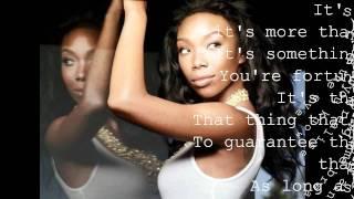 Brandy  - Supreme feat Johnta Austin