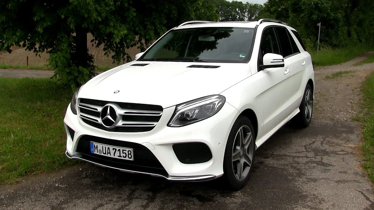 2016 mercedes gle 350d 4matic 258 hp test drive by test drive freak youtube. Black Bedroom Furniture Sets. Home Design Ideas