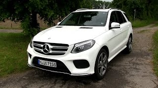 2016 Mercedes GLE 350d 4Matic (258 HP) TEST DRIVE | by TEST DRIVE FREAK