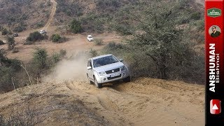 Grand Vitara 4x4, Duster AWD, Endeavour, Scorpio MLD- Revisiting long sandy climb June 2017