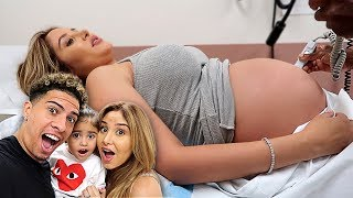 UNEXPECTED NEWS AT BABY CHECK UP!!! **UH OH** thumbnail