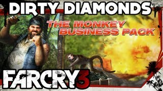 Far Cry 3 - Monkey Business DLC Walkthrough (Part 1) - Dirty Diamonds