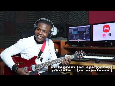 Never Bow Down | Timaya | Guitar Cover | Oc Omofuma | Nigeria Music |