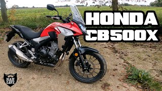 2020 Honda CB500X Review - Uncomplicated Adventuring