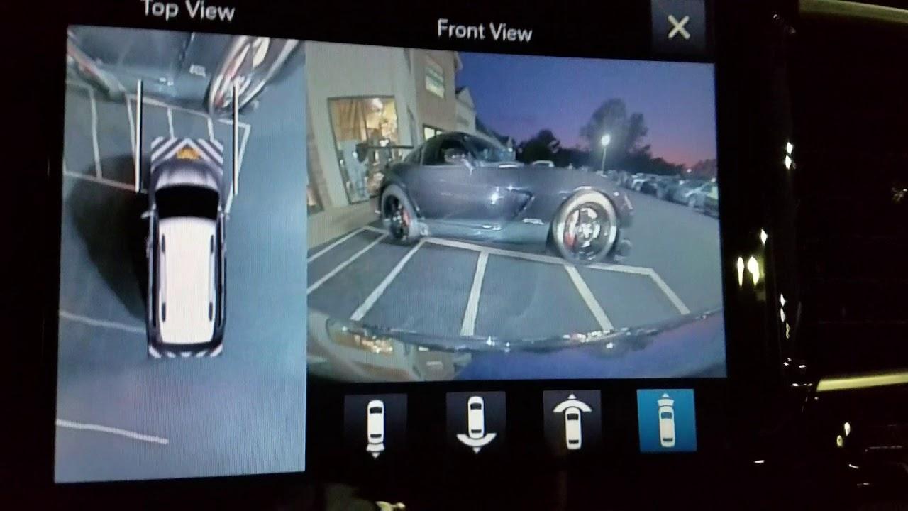 2017 Dodge Ram 1500 >> 2017 Chrysler Pacifica 360 Camera Demo - YouTube