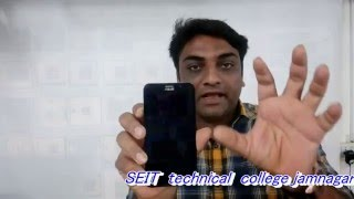 asus mobile phone display blinking light solution in हिन्दी