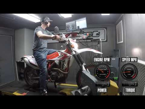 Dyno comparisons of some bikes - Beta Motorcycles - ThumperTalk