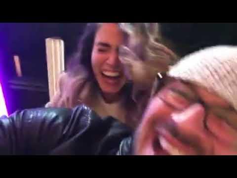 Nikki Reed Ian Somerhalder cute moment