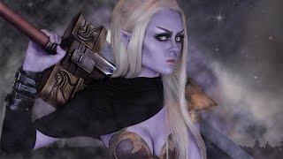 Moon Elf (Elf Collaboration with KlairedelysArt) Thumbnail