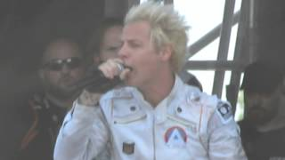 "Powerman 5000 - ""When Worlds Collide"" (live Hellfest 2014)"