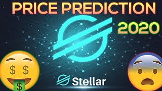 XLM Stellar Lumens Price Prediction 2020 amp Analysis