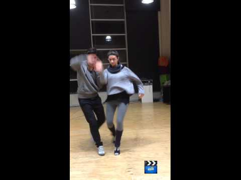 Ernie and Amelia Bachata Class at Melbourne Dance Hub