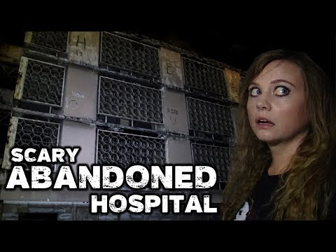 Basement and Morgue of Abandoned Hospital | Haunted Clark Airbase Hospital