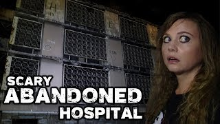 Basement and Morgue of Abandoned Hospital | Haunted Clark Airbase Hospital