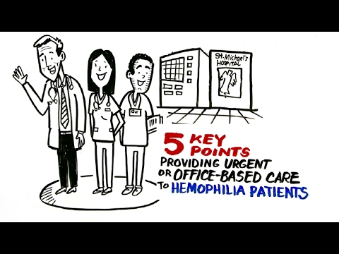 Hemophilia 101: For Emergency And Acute Care Physicians