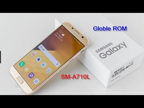 Download Update Samsung Galaxy A7 Sm A710l To Android 7 Nougat MP3