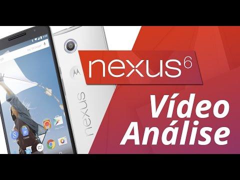 Motorola Nexus 6 [Análise] - Tecmundo