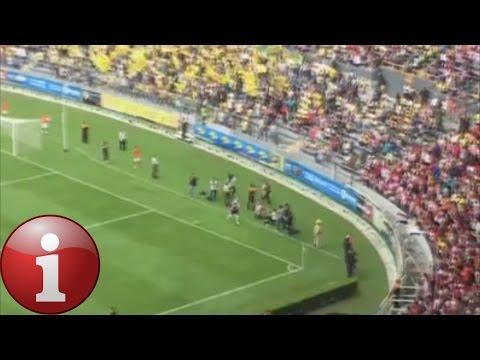 "America 0 Vs 1 Chivas Leyendas GOL De Adolfo ""BOFO"" Bautista #ClásicoHistórico"