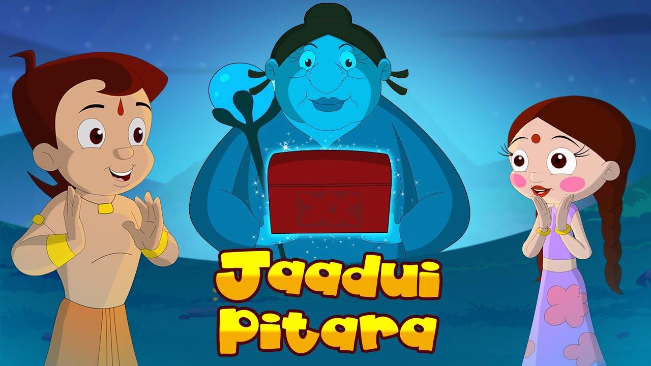Chhota Bheem - Jaadui Pitara | The Magical Box | Cartoon for Kids in Hindi